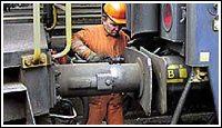 Bezpečnost práce v železniční dopravě