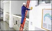 Bezpečnost práce při práci ve výškách