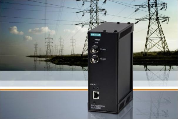 Společnost Siemens rozšířila své portfolio robustních síťových komponent o převodník Ruggedcom RMC8388