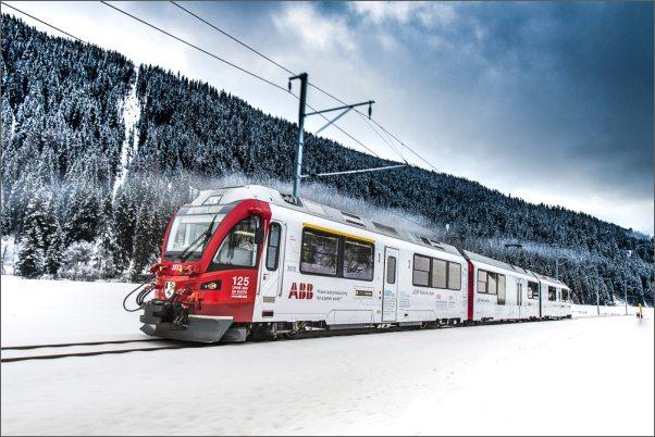 V letošním roce slaví ABB 125. výročí svého založení ve Švýcarsku