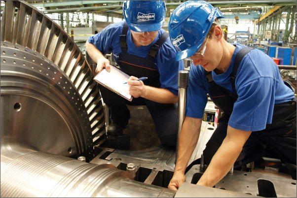 DOOSAN ŠKODA získala kontrakt na dodávku 300MW parní turbíny do Mexika