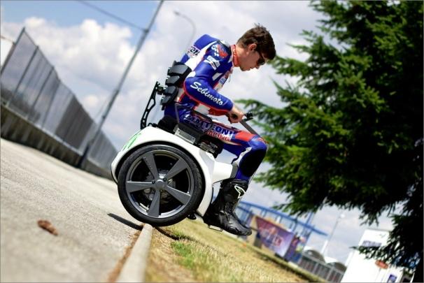 Na trati Grand Prix Brno 2014
