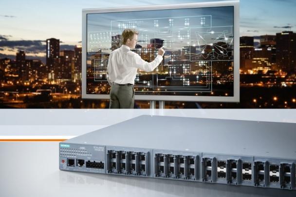 Výkonný ethernetový přepínač propojí automatizační a kancelářskou část sítě
