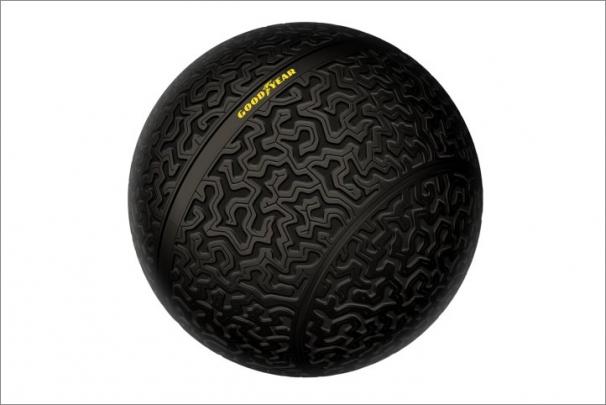 Unikátní kulovité pneumatiky demonstrují vizi vrcholné ovladatelnosti, bezpečnosti a propojitelnosti