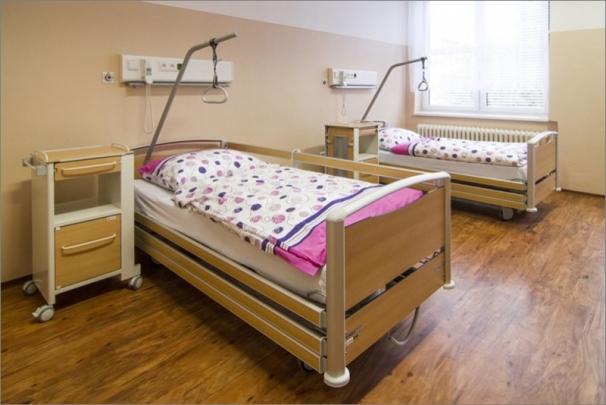Nemocnice Šumperk má nové oddělení se sociálními lůžky od LINETu