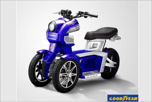 Goodyear e-Go 2