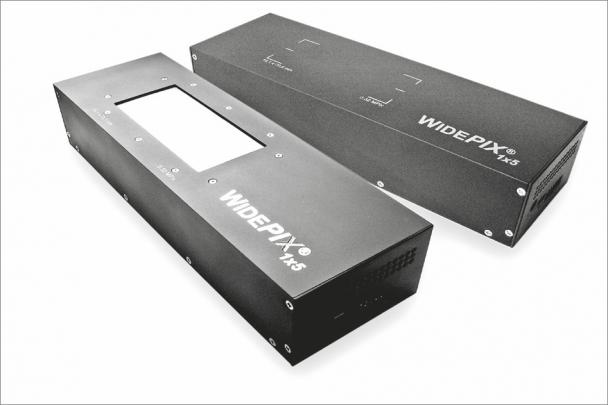 Detektor Widepix 1x5