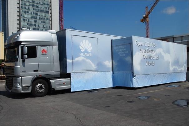 Huawei Road Show 2016 otevírá nové cesty k lépe propojenému světu