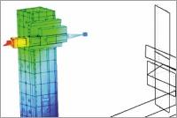 Modální analýza a vizualizace
