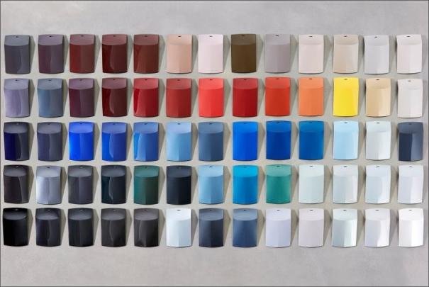 """Barvy, které budou """"in"""""""