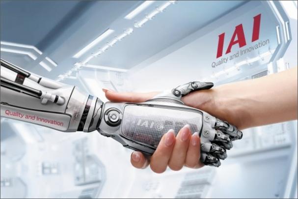 SCARA Roboty a stolní robotické manipulátory od IAI patří k robotům nejnovější generace