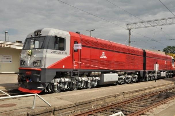 V Lotyšsku už CZ LOKO pro státní železnice modernizovalo v letech 2011 až 2013 14 posunovacích lokomotiv ČME 3M.