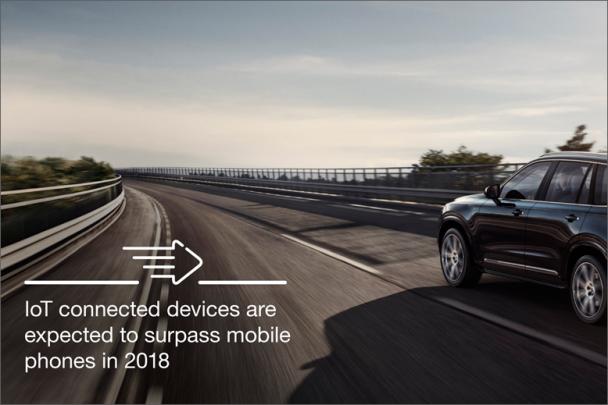 Ericsson Mobility Report: Internet věcí zažívá boom