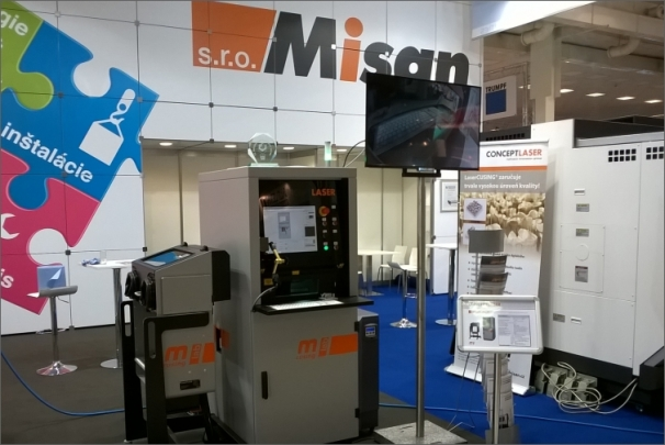 Misan SK s.r.o. (Slovensko) získal ocenění Mezinárodního strojírenského veletrhu v Nitře