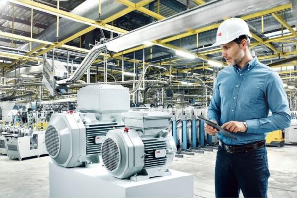 Chytrý senzor umí monitorovat zdravotní stav nízkonapěťového motoru a shromažďovat o něm detailní data