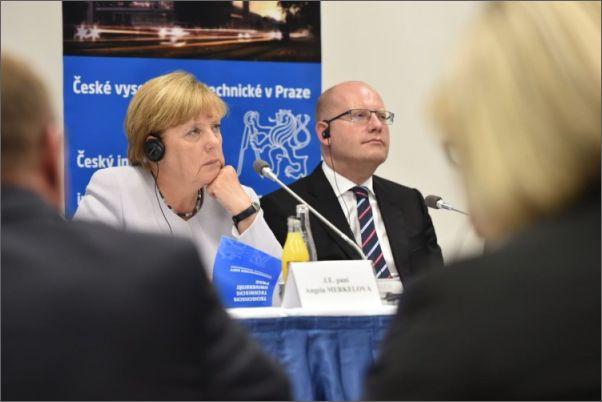 Česko a Německo prohloubí spolupráci v oblasti Průmyslu 4.0