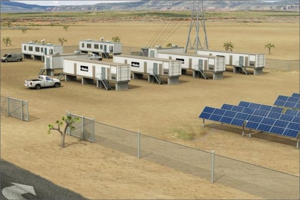 Kapacita instalovaných zařízení pro skladování elektrické energie divize Energy Grid Tie společnosti Parker Hannifin již celosvětově překročila hranici 225 MW