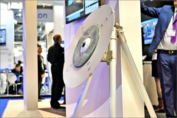 Panasonic Business vyvíjí technologii pro vyhledávání dronů