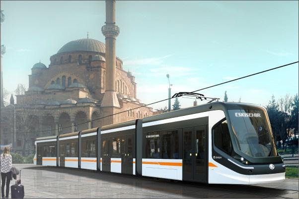 Škoda Transportation získala v Turecku novou zakázku na moderní bateriové tramvaje
