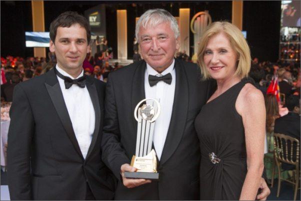 Loňským vítězem se v České republice stal Zdeněk Pelc, jehož firma GZ Media je světovou jedničkou ve výrobě gramofonových desek.
