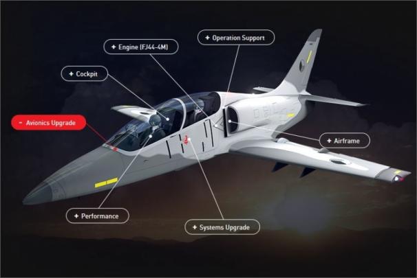 Vývoj letounu L-39NG zdárně postupuje