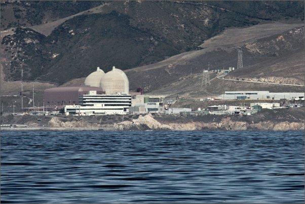 Kalifornie chce uzavřít svou jedinou jadernou elektrárnu