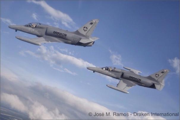 Letouny L-159 zahájily provoz ve Spojených státech