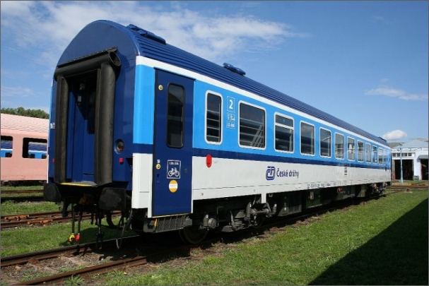 Pars nova předala do provozu všech 62 modernizovaných vozů řady Bdpee