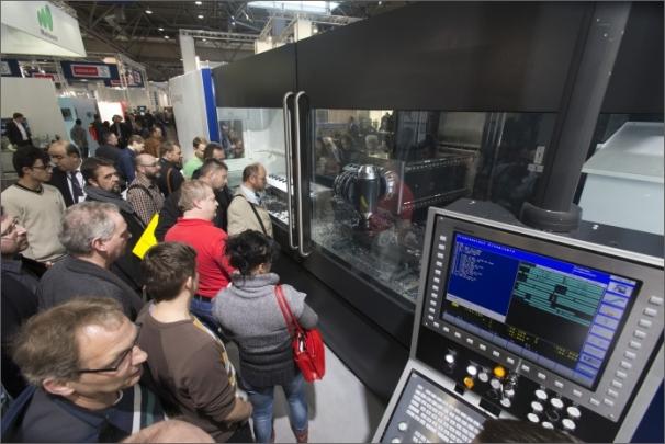 Intec: Mezinárodní odborný veletrh obráběcích strojů a automatizace výroby (7. až 10. března 2017)