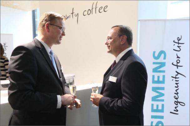 Český Siemens rozšiřuje vývoj, otevírá nové Vývojové a konstrukční centrum