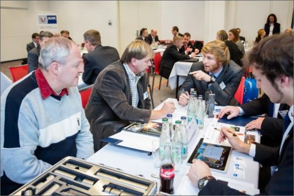 Na česko-německém fóru Strojírenství proběhlo přes 80 kooperačních rozhovorů