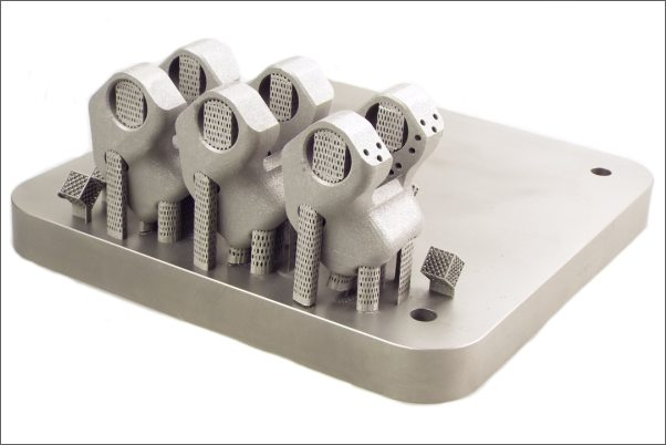 3D tisk na desce
