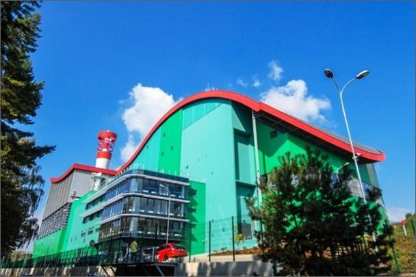 Moderní zařízení pro energetické využití odpadu (ZEVO) Chotíkov