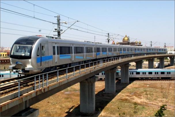 Metro v Chendu
