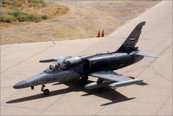 Dvoumístný letoun poputuje do Iráku již na přelomu roku