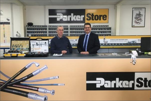 Eurofluid otevřel ParkerStore v Nitře
