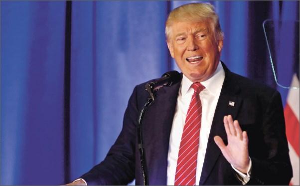 Co znamená Donald Trump pro průmysl?