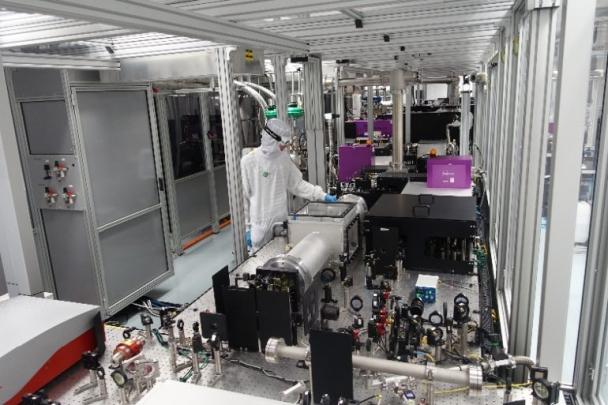 Nejvýkonnější laser světa je v Česku