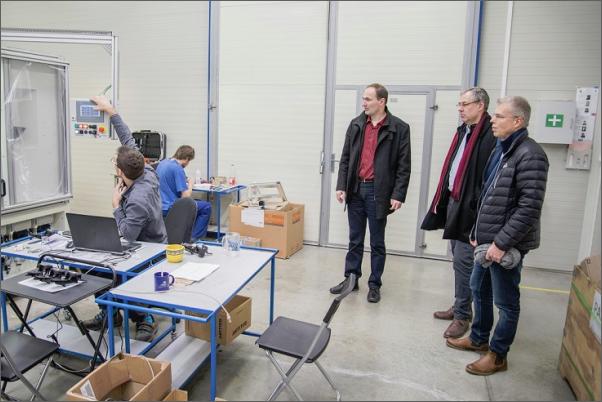 NUVIA je generálním dodavatelem projektů na výstavbu neutronového centra ve Skandinávii