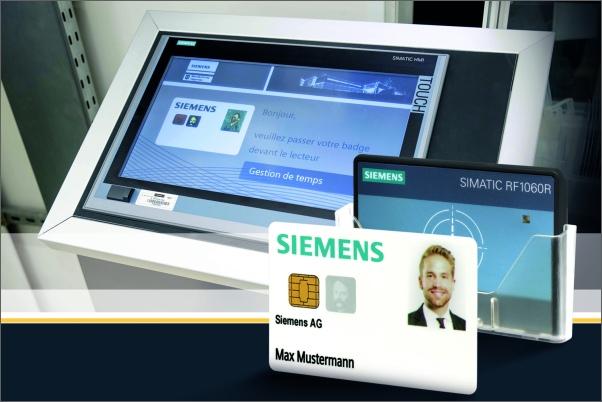 Nový identifikační systém RFID společnosti Siemens snižuje riziko neoprávněného přístupu i provozních chy