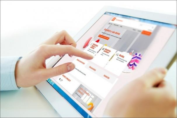 Nová podoba webových stránek ČEZ Teplárenské především přináší uživatelům kvalitní služby v on-line prostředí