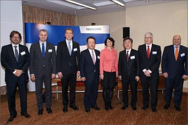 Japonská technologická skupina Yaskawa bude investovat v Evropě