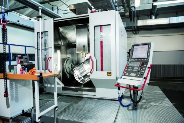 S 5osými vysokovýkonnými CNC obráběcími centry vstříc budoucnosti