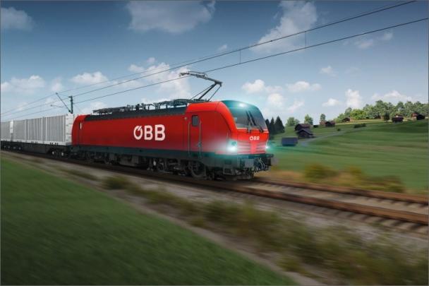 První závazná objednávka čítá 30 lokomotiv Vectron