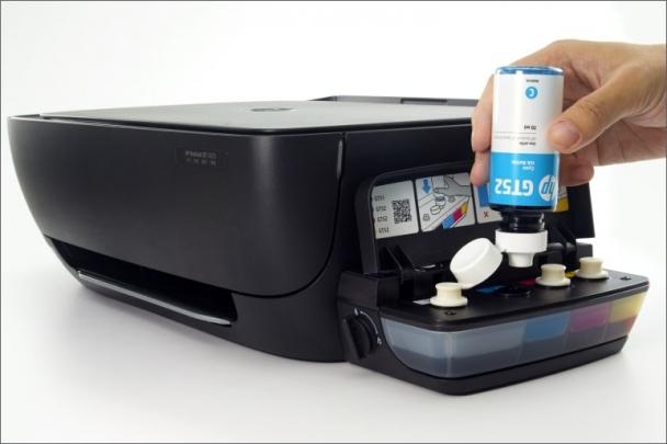 """HP představuje novou """"tankovou"""" tiskárnu pro velkoobjemový domácí tisk"""