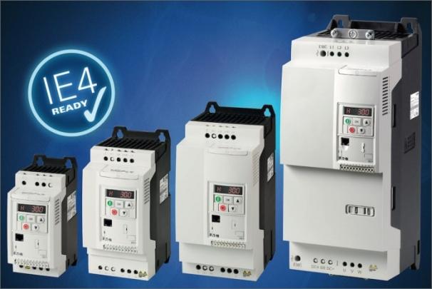 Společnost Eaton rozšiřuje funkcionalitu u osvědčené řady frekvenčních měničů PowerXL DC1