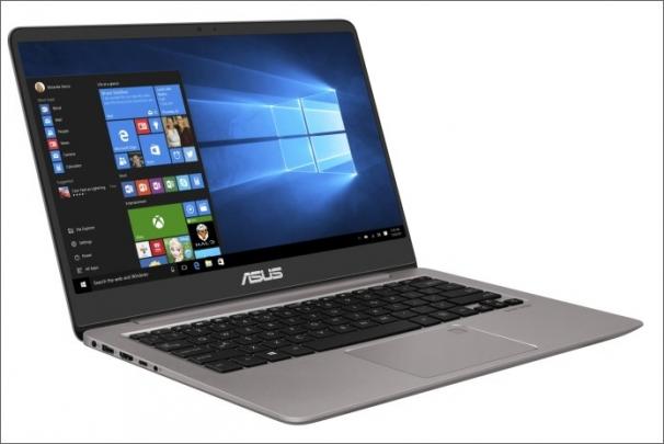ASUS ZenBook UX410 – 14palcový elegán