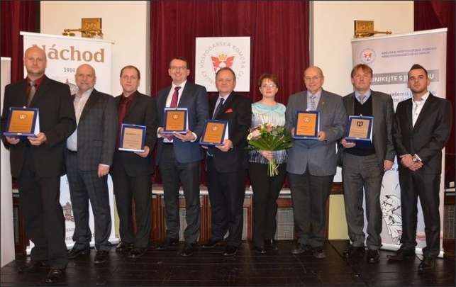 Společnost Wikov MGI byla vyhlášena Firmou roku Náchodska 2016 v kategorii nad 250 zaměstnanců