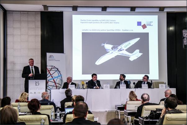 MPO představilo českou expozici a firmy, které se zúčastní výstavy EXPO 2017
