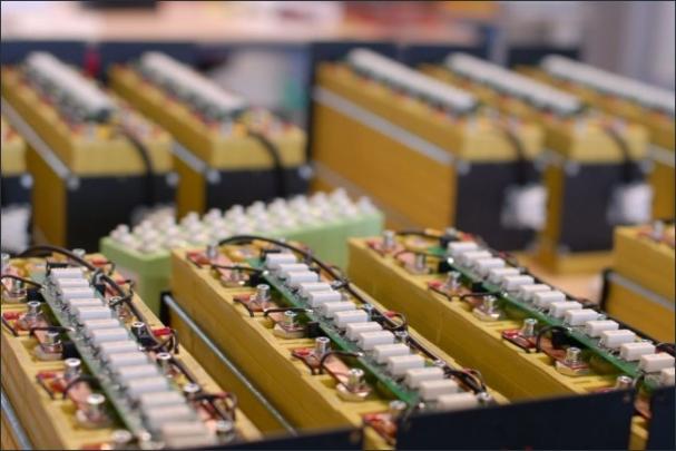 Baterie EnergyCloud budou k vidění na mezinárodním veletrhu Amper